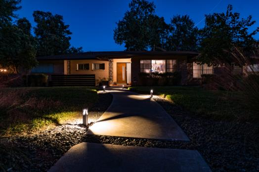 Monmouth County Residential Outdoor Lighting