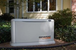 Middletown Generator Installation