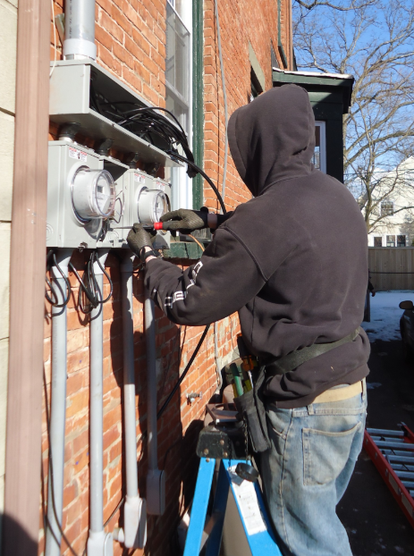 Monmouth County Environmental Control System Installation