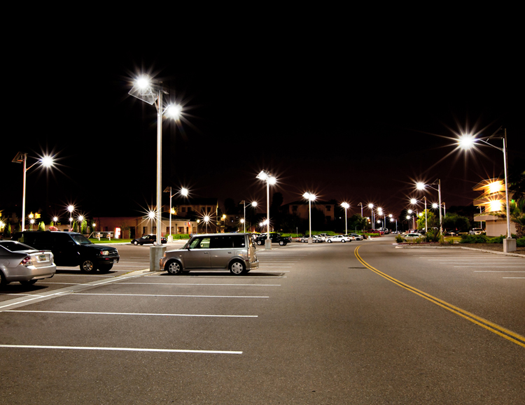 Monmouth County Parking Area Lighting